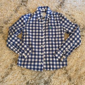 Boys Medium Abercrombie Kids Button Up Shirt